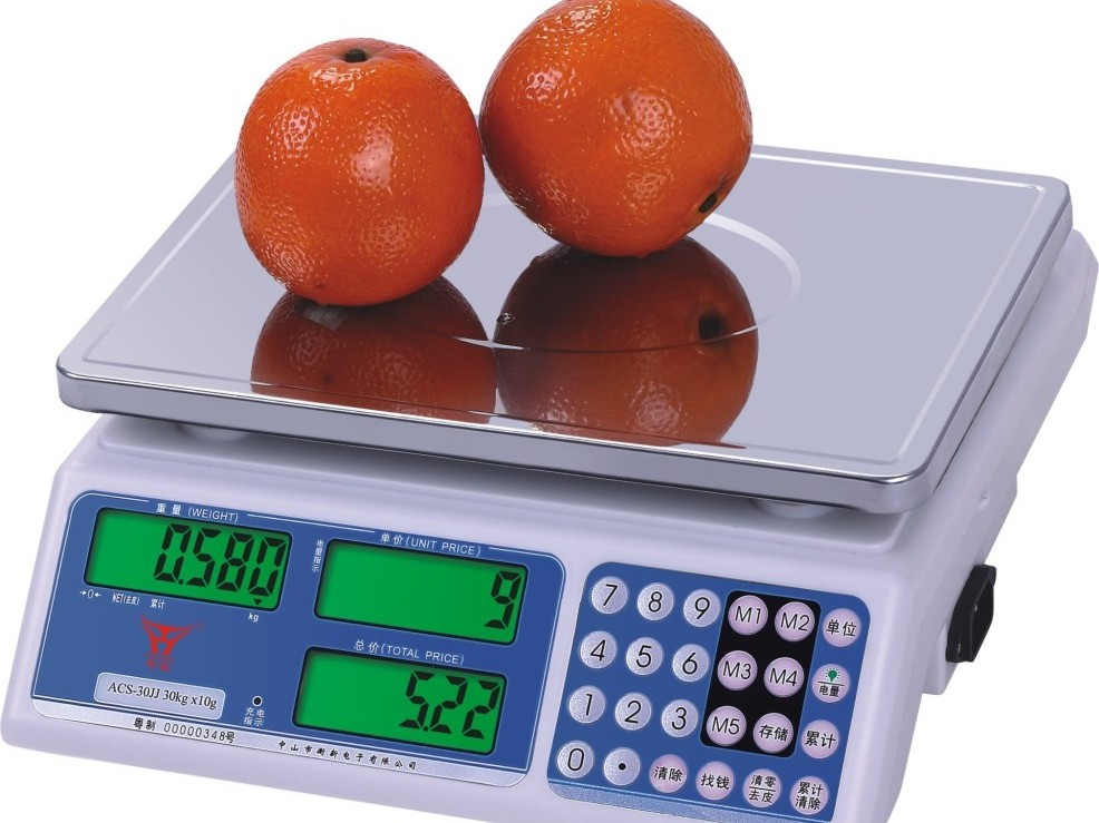 电子秤办理质检报告的检测标准