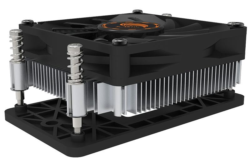 散热器EMC测试