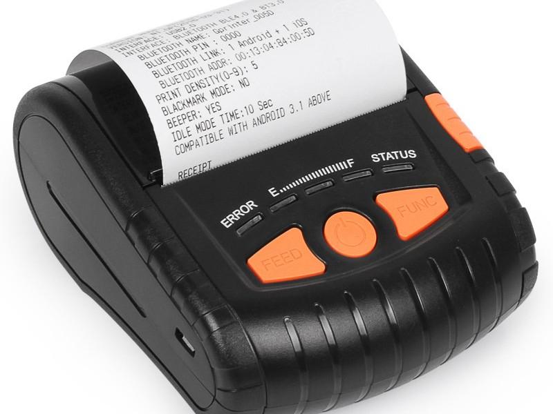 蓝牙打印机做EMC测试检测