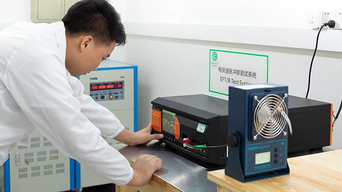 天海检测-电快速脉冲群测试系统