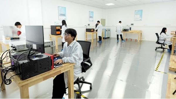 天海检测-实验室